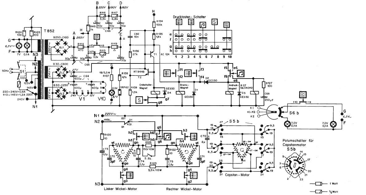Schön Einphasenmotor Schaltplan Mit Kondensatorstart Ideen ...